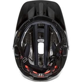 UVEX Quatro Integrale Kypärä, black mat